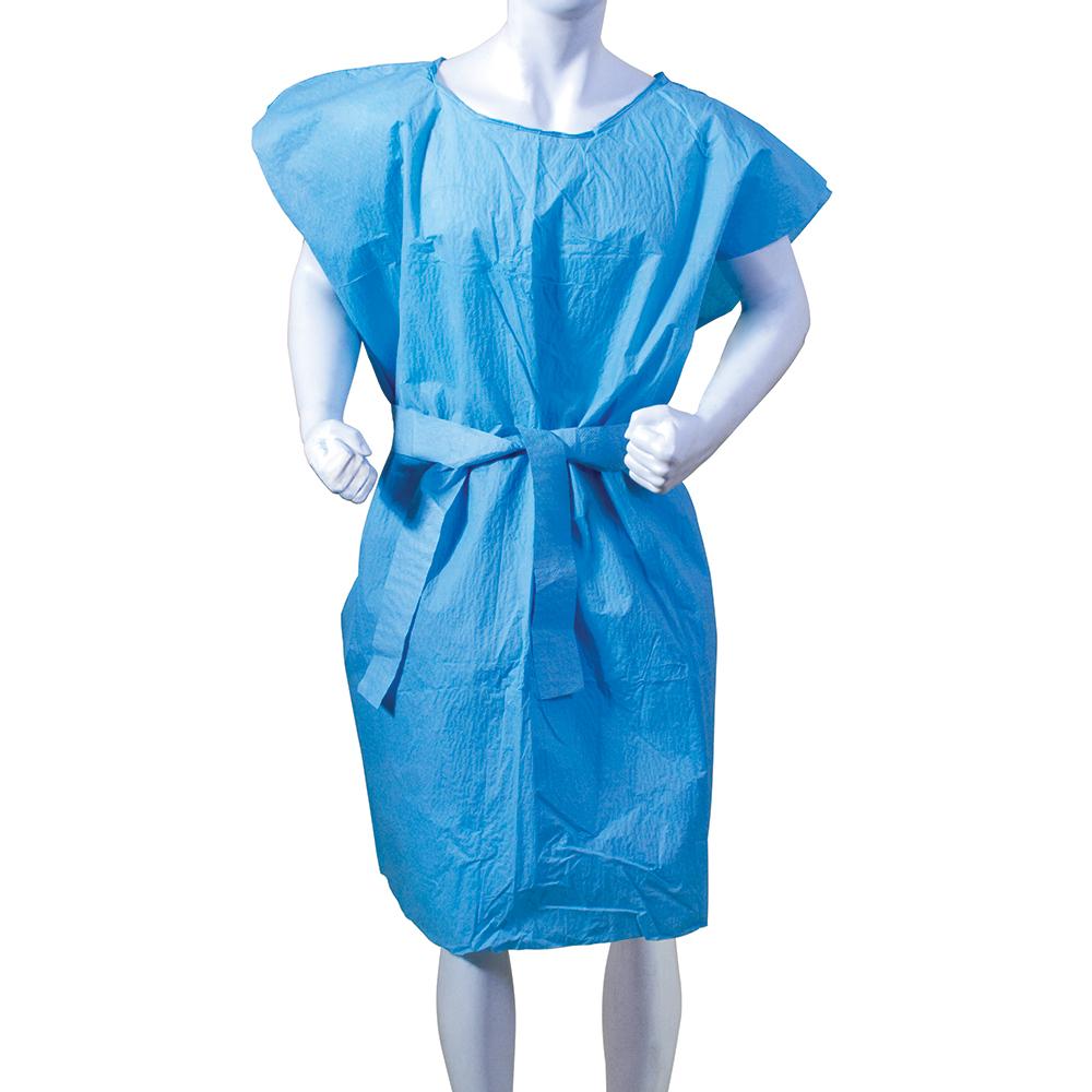 Exam Gowns, Scrim Reinforced, 45\