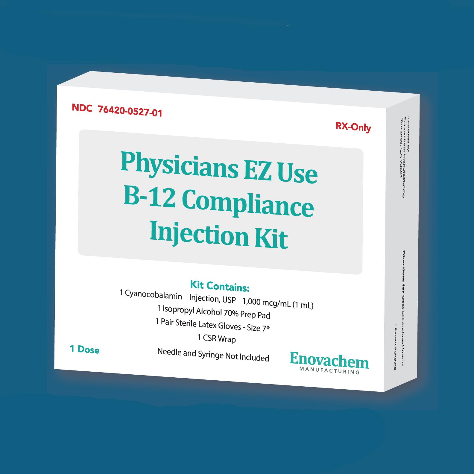 B-12 Injection Kit