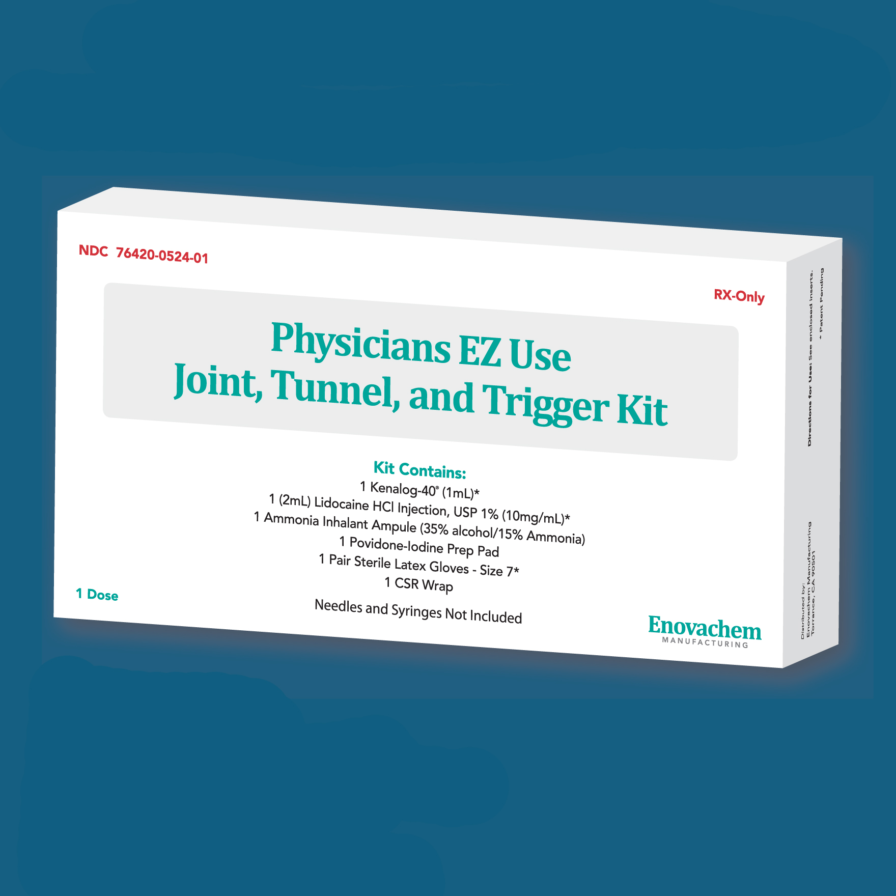 Joint, Tunnel, and Trigger Injection Kit