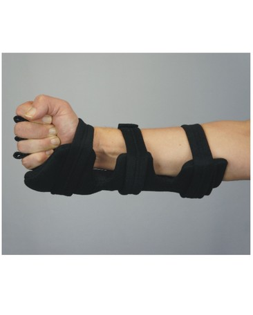 Endeavor Deluxe Wristhand Splint Coded L3915l3916 Spectrum Medical